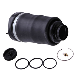 Image 3 - Front Air Suspension Spring Bag For Mercedes X164 ML GL Class W164 1643204513 for GL350 GL450 GL500 ML350 ML500 Air Shock Strut