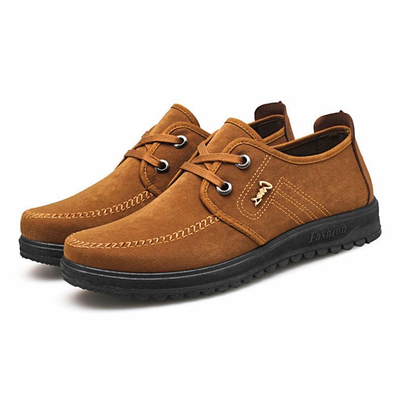 Sensible Laisumk Plus Size High Quality 2019 Mens Casual Set Of Feet Shoes Autumn Lightweight Breathable Flats Fashion Male Shoes Men's Shoes