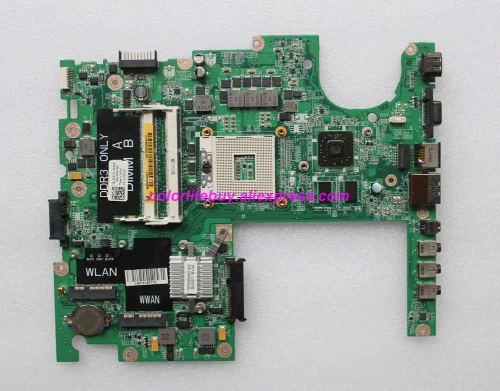 Genuine CN 0CGY2Y 0CGY2Y CGY2Y DA0FM9MB8D1 HD5470 512MB HM55 Laptop Motherboard Mainboard for Dell Studio 1558 S1558 Notebook PC-in Laptop Motherboard from Computer & Office