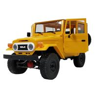 WPL New RC Car C34 Off Road Remote Control Car Toys RTR KIT 2.4G Proportional Remote Control