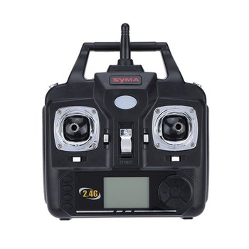 цена на Original Syma X5C X5C-1 Transmitter Syma 2.4G 4CH Transmitter for Syma X5C X5C-1 X5SC RC Quadcopter Drone