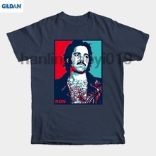 GILDAN Ron Jeremy T Shirt Hot Sale Men Shirts 2018 Summer Fashion Casual 100% Cotton T-Shirt