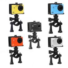 2in HD Screen 4K WiFi Action Camera Sets 170 Degree Lens 30m Underwater Waterproof Outdoor Sports Camera for Bicycle Swim Sports