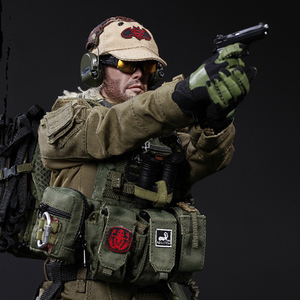 Image 3 - NFSTRIKE 30cm 1/6 Israeli Special Forces Movable Figure Military Soldier Model For Kids Adults Gift 2019 New