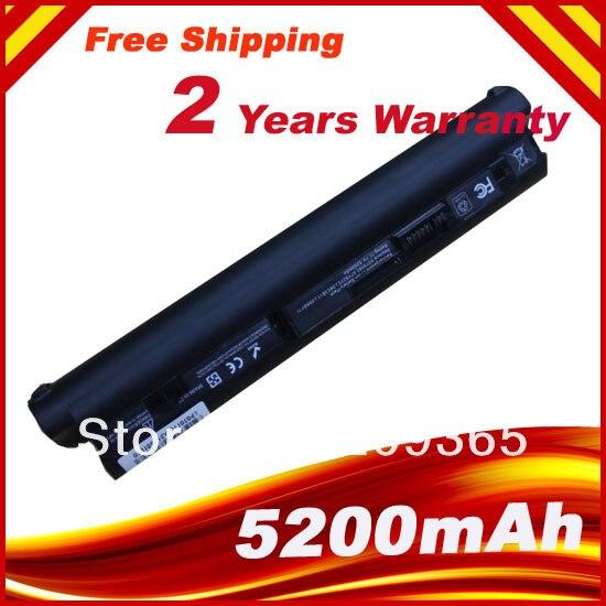 Black Laptop Battery For Lenovo IdeaPad S10 2C S10 3C S10 2 20027 2957 55Y9382 57Y6273 57Y6275 L09C3B11 L09S3B11 L09S6Y11 LO9C31