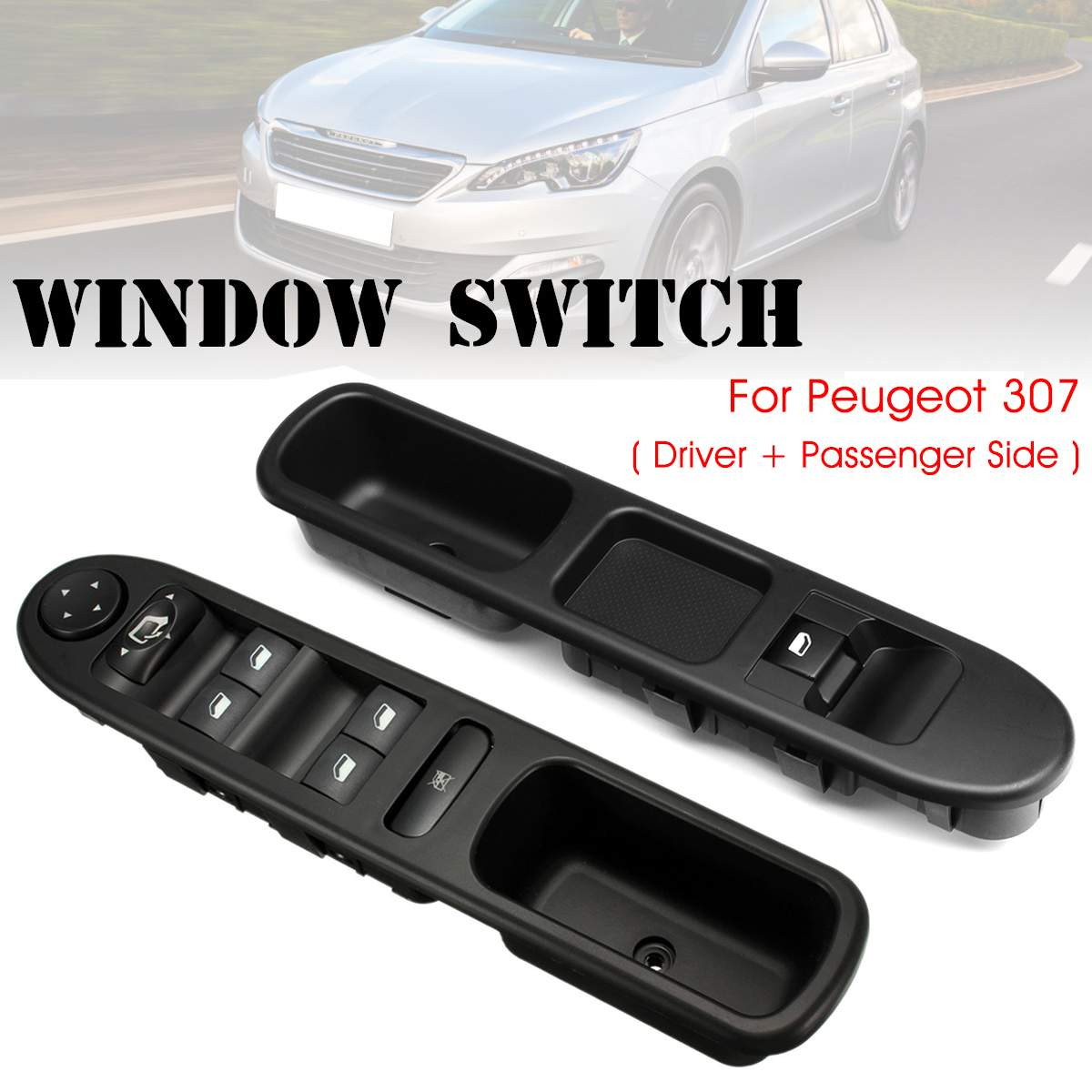 6554 kt 6554kt power window control switch electric for. Black Bedroom Furniture Sets. Home Design Ideas