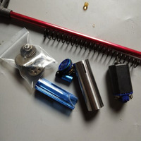 High Performance Modification Accessories Kit for LH Vector Gen.2 Water Gel Beads Blaster