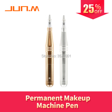 Professional Tattooing Machine Set Permanent Makeup Tattoo Pen Gun Eyebrow Tattoo Manual Pen for Eyebrow Lip Tattoo Supplies electric makeup eyebrow tattoo pen professional permanent makeup tattoo gun machine eyebrow drawing pen kit beauty cosmetic tool