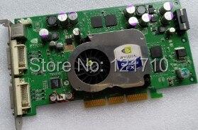 Équipement industriel carte graphique fx1100 agp slot 600-50912-0000-001 REV G 900-50192-0400-000 A