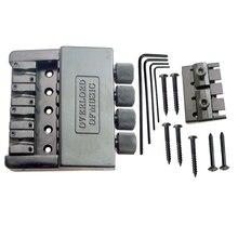 أسود 4 سلسلة باس الذيل جسر نظام السرج مقطوعة الرأس الكهربائية باس أجزاء الملحقات