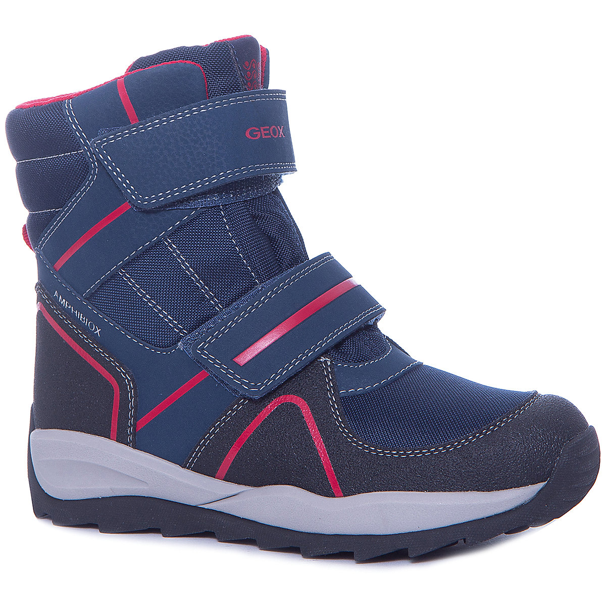 Фото - GEOX Boots 8786596 baby shoes For boy faux fur Winter MTpromo viking boots 10649388 winter baby boy shoes