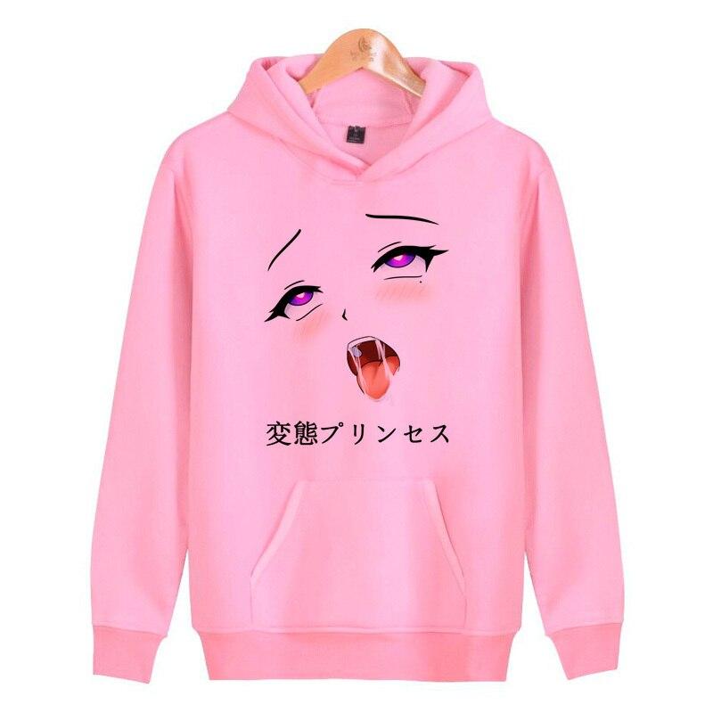Hentai Hoodies Sweatshirts Hop Hoddies Male Homme Pullover Streetwear Men/women Harajuku Hip J4057