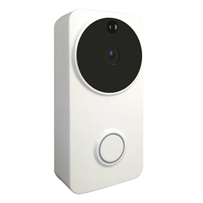 Hd 720P Wireless Two Way Intercom Visual Doorbell Wifi Doorbell Camera Pir Motion Detection Night View Video Smart SystemHd 720P Wireless Two Way Intercom Visual Doorbell Wifi Doorbell Camera Pir Motion Detection Night View Video Smart System