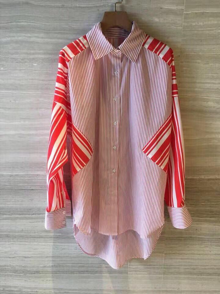 fdeb6534d02f42 Frauen Runway Party 2019 Blusenamp; Berühmte Mode Stil Shirts Luxus Marke  Wd02477 Kleidung Design Europäischen DHb2YeE9IW