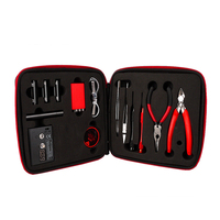 1 Set Tool Bag Portable with Battery Premium Top Quality Winding Accessories Winding Assembly Heater Wire Resistance Meter