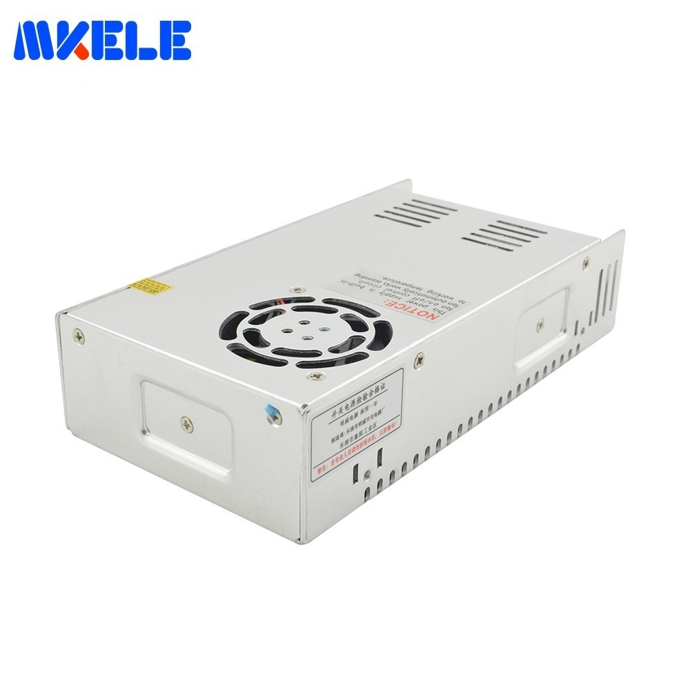 Makerele 48V 350W Switching Power Supply CE Listed Free Shipping Similar Meanwell Switching Power Supply NES 350 48