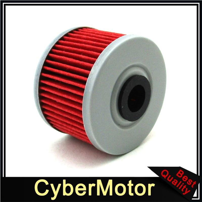 8x filtro de oleo para honda xl250 04