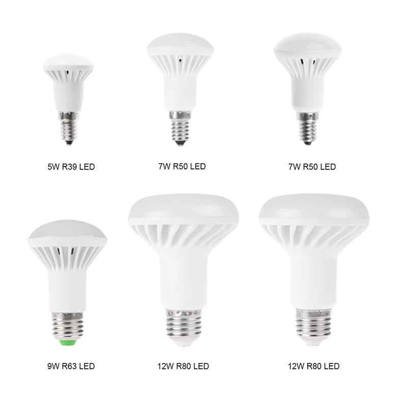 LemonBest E14 E27 LED Ampoule Lampe SMD 5730 R39 R50 R63 R80 5 W 7 W 9 W 12 W LED Spot AC 220 V 110 V Projecteur