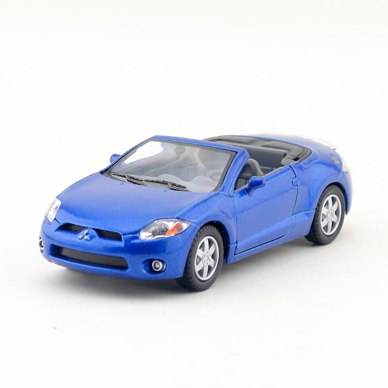US $9 27 26% OFF Free Shipping/KiNSMART Toy/Diecast Model/1:36 Scale/2007  Mitsubishi Eclipse Spyder/Pull Back Car/Educational Collection/Gift/Kid-in