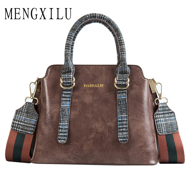 Brand luxury handbags women bags designer Female leather Shoulder ladies  hand bags 2019 Sac a Main Femme Tote handbag Bolsas 8f91616937b2e