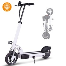LOVELION Adult Power Skate Vehicle Fold Portable 10 Inch Electric Generation Driving Mini By Bicycle