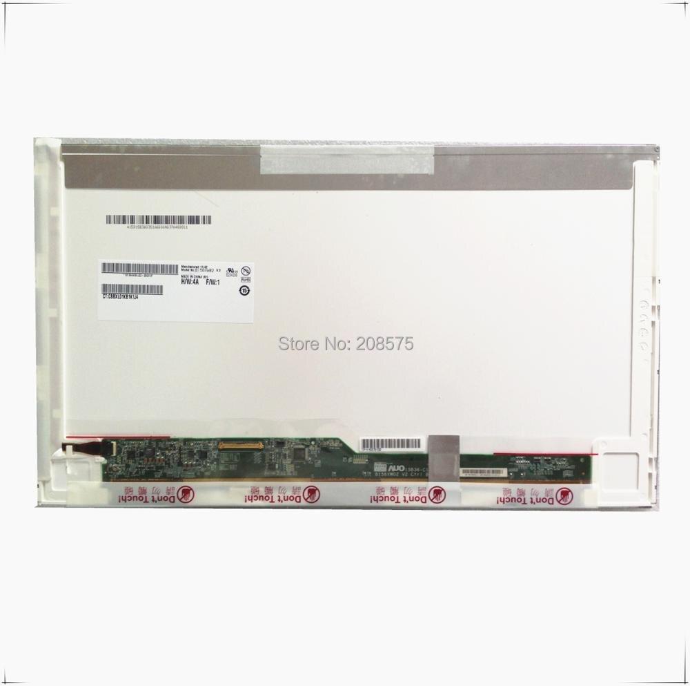 Free Shipping B156XW02 LP156WH2 LP156WH4 TLN1 TLA1 LTN156AT02 LTN156AT05 LTN156AT24 N156B6-L0A L0B BT156GW01 V.4 40 Pins