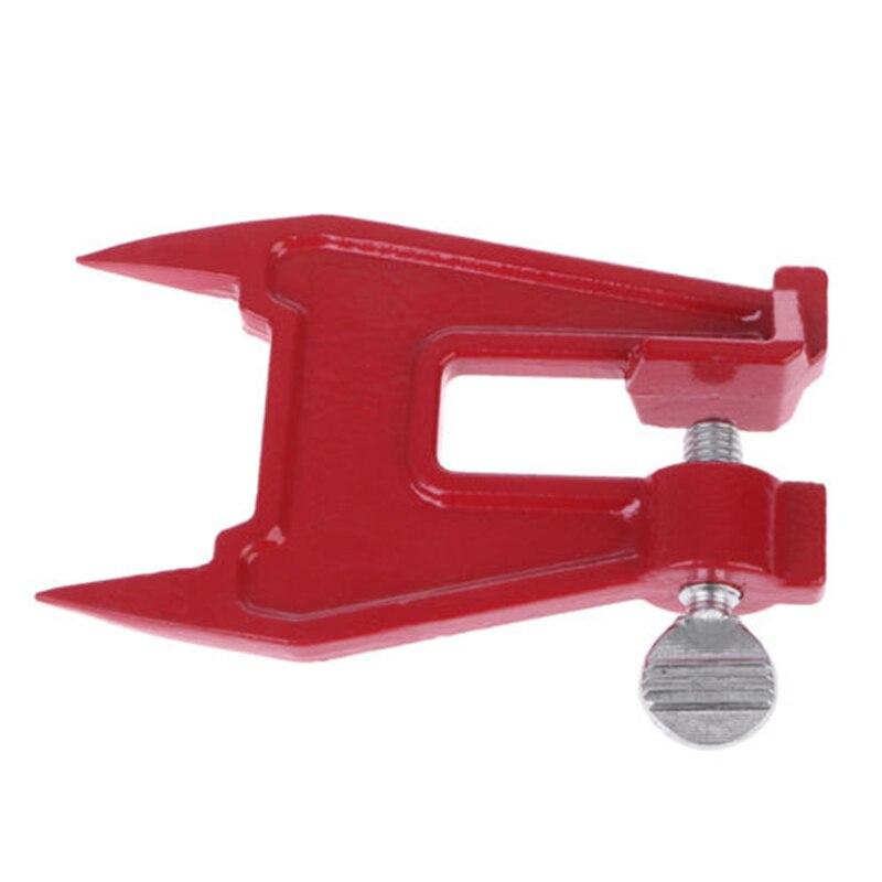 1 Pc Professionelle Kettensäge Stumpf Schärfen Einreichung Umge Werkzeug Zubehör Bar Clamp Für STIHL Drop Verschiffen