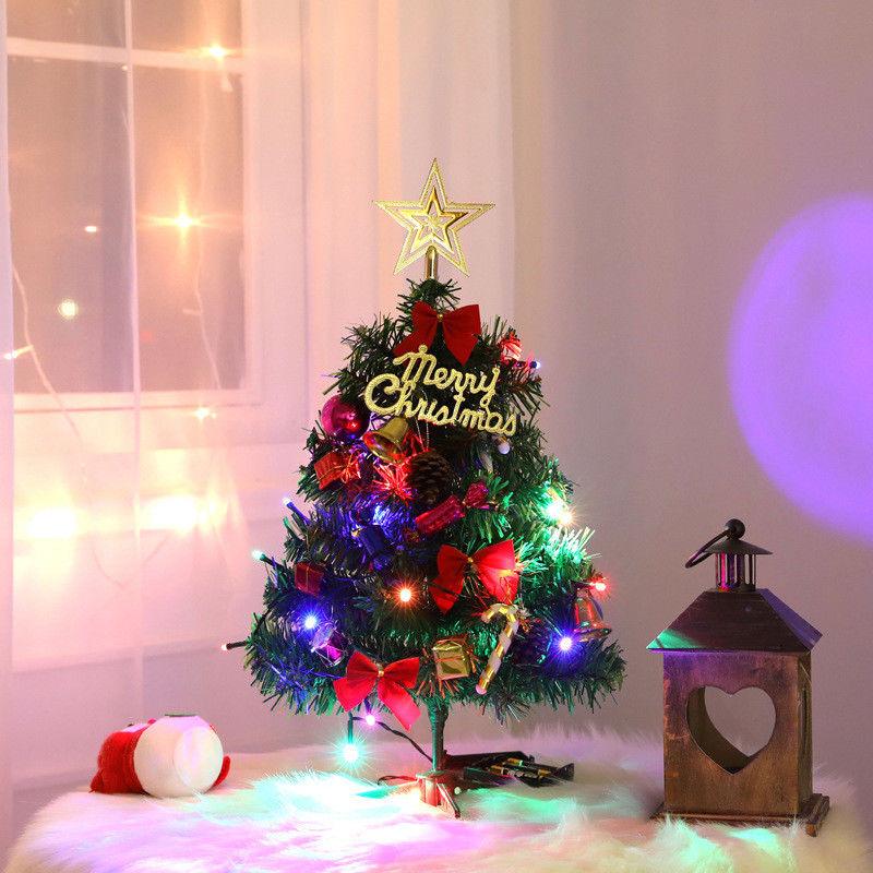 50 см светодиодный новогодний орнамент Санта-Клауса домашний декор искусственные офисные деревенские Putz дом Санта Снежный Мороз светодиодный елочный
