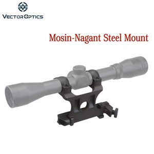 Vector Optics 25.4 mm Mosin-Nagant Steel Side Mount for 1 Inch Riflescope(China)