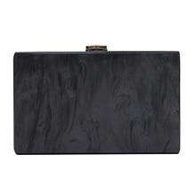 Новая модель, сумка на одно плечо, банкетная, вторая грамма, пакет с жемчугом, светло-черная вечерняя, свадебная, ручная упаковка