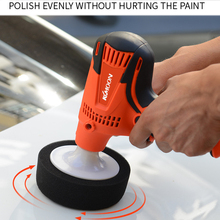 KKmoon 800W Polisher Adjustable Speed Electric Car Polishing Machine Waxing for Automobile Furniture Polishing Machine Tools
