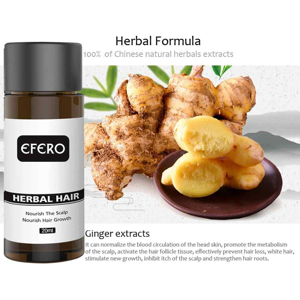 20ML Powerful Hair Growth Serum Prevent Hair Loss Essential Oil Longer Thicker Prevent Baldness Products Professional Hair Grow
