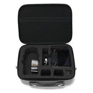 Image 2 - Lagerung Box Tragbare Tasche Handtasche Schulter Tasche Tasche für DJI Mavic 2 Pro Zoom Drone Smart Controller Koffer Zubehör