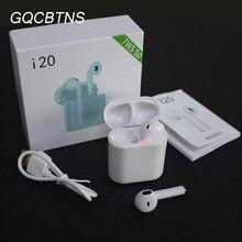 i20 tws Mini Wireless Earbuds Bluetooth Earphones 5.0 Headsets sport headphones PK i10 i80 i16 i60 for iphone xiaomi