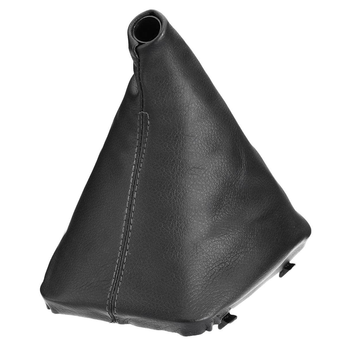 PU Leather Car Gear Shift Stick Gaiter Boot Cover For <font><b>BMW</b></font> E36 E34 E30 E28 <font><b>E24</b></font> 1998-2005 image