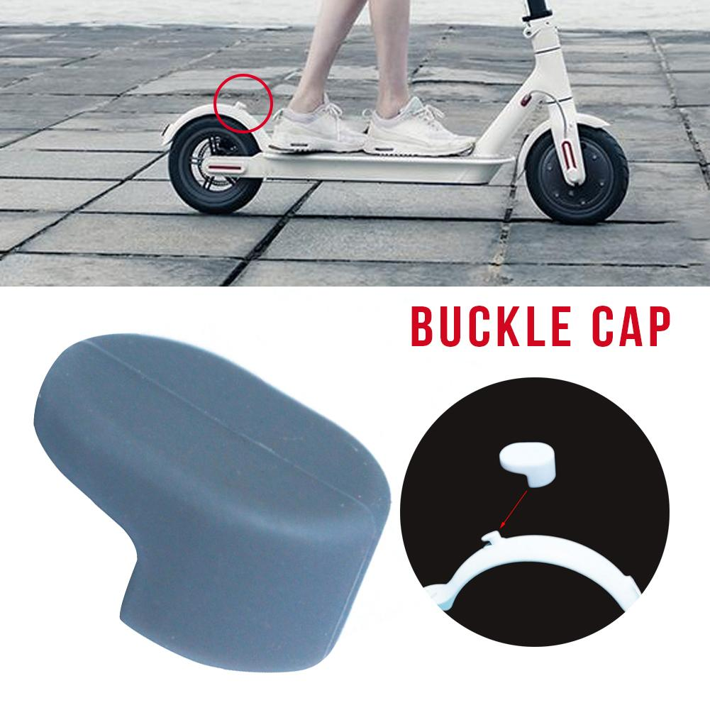 High Quality Rear Fender Hook Silicone Sleeve Buckle Cap For Xiaomi Mijia M365 Electric Scooter Accessories