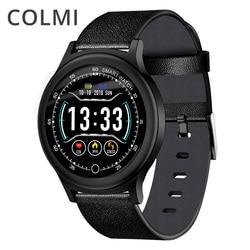 COLMI Fashion Smart watch Round Screen Clock IP68 Waterproof Men Fitness Activity Tracker Bluetooth Women Smartwatch