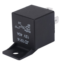 цена на 1pc 5 Pins 40A Automotive Relay Normally Open DC 12V/24V Waterproof Car Long Life Relay For Oil Pumb Control/Harness