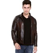 a61db14aee8d4 Toptan Satış leather jacket men Galerisi - Düşük Fiyattan satın alın leather  jacket men Aliexpress.com'da bir sürü