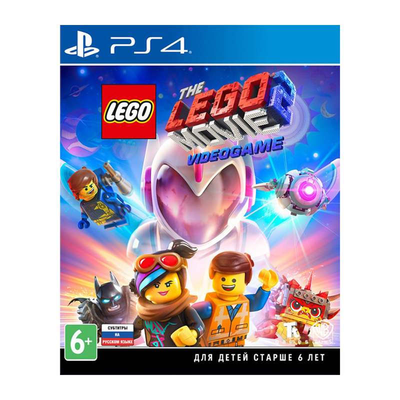 лучшая цена Game Deals Sony Playstation 4 LEGO Movie 2 Videogame