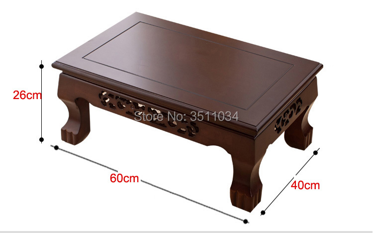 Tremendous Us 147 25 5 Off Oak Color Oriental Antique Furniture Design Japanese Floor Tea Table Small Size Living Room Wooden Coffee Tatami Low Table Wood In Caraccident5 Cool Chair Designs And Ideas Caraccident5Info