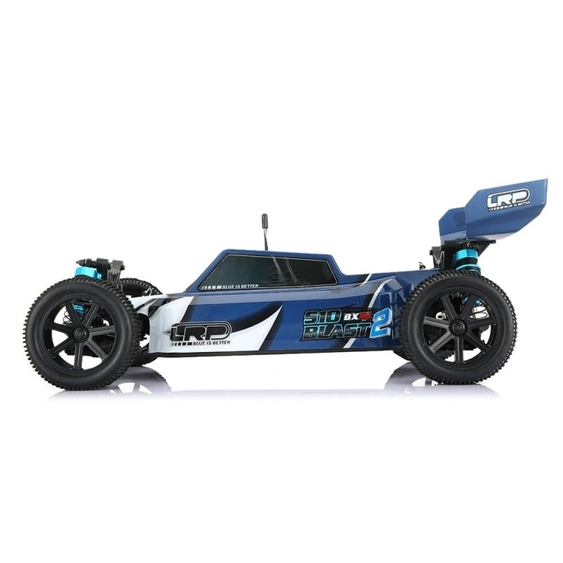 LRP S10 BX BL Blast 2 not include Electric Off Road Buggy Cars Frame Suspension Tyre