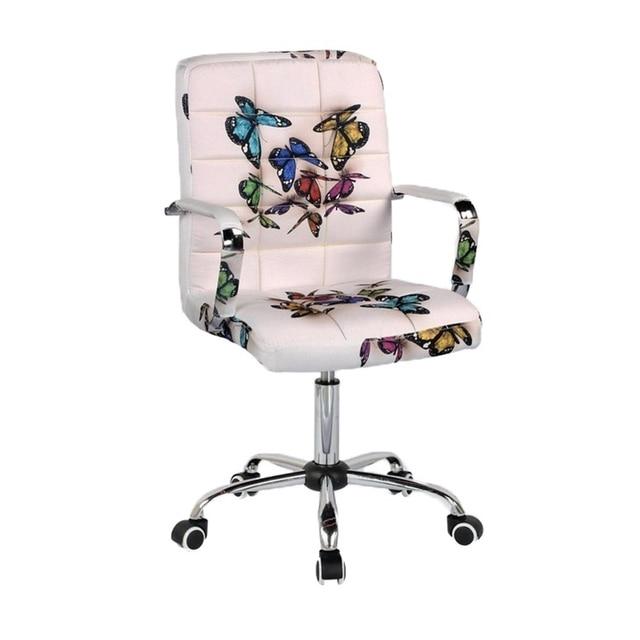 Armchair Cadeira Sedia Ufficio Oficina Stoel Sedie Sillon Ergonomic Bureau Meuble Leather Office Poltrona Silla Gaming Chair