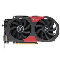 Красочные GeForce GTX iGame 1050Ti GPU 4 Гб 128bit игр 4096 м GDDR5 PCI E X16 3,0 ВИДЕО Графика карты DVI + HD + DP Por