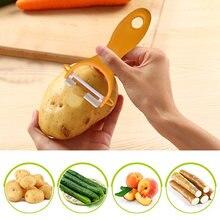 Креативная Овощечистка для фруктов нож острый из нержавеющей