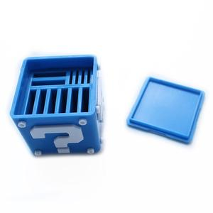 Image 3 - 12 In 1 Portable Game Card Storage Case TF Card Storage Box For DN Nintendo Switch Accommodate 8pcs NS Game Cards And 4 TF Cards