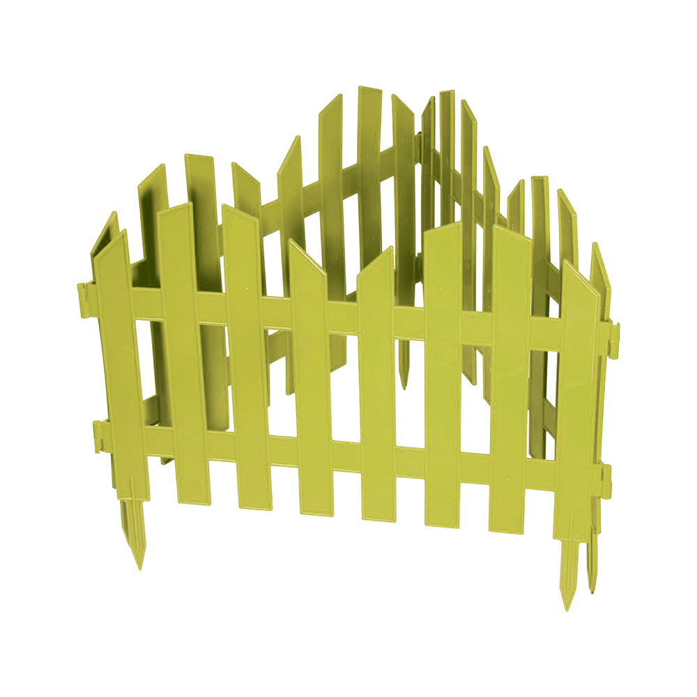 Fencing, Trellis & Gates PALISAD 65023 Romantika Garden Fences Decorative Fence цена