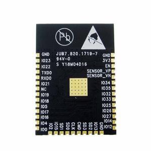 Image 5 - ESP32 WROOM 32 ESP WROOM 32 ESP 32S ESP D0WDQ6 Dual Core 32Mbits 4MB spi UART โหมด SMD ESP32 โมดูล esp32s