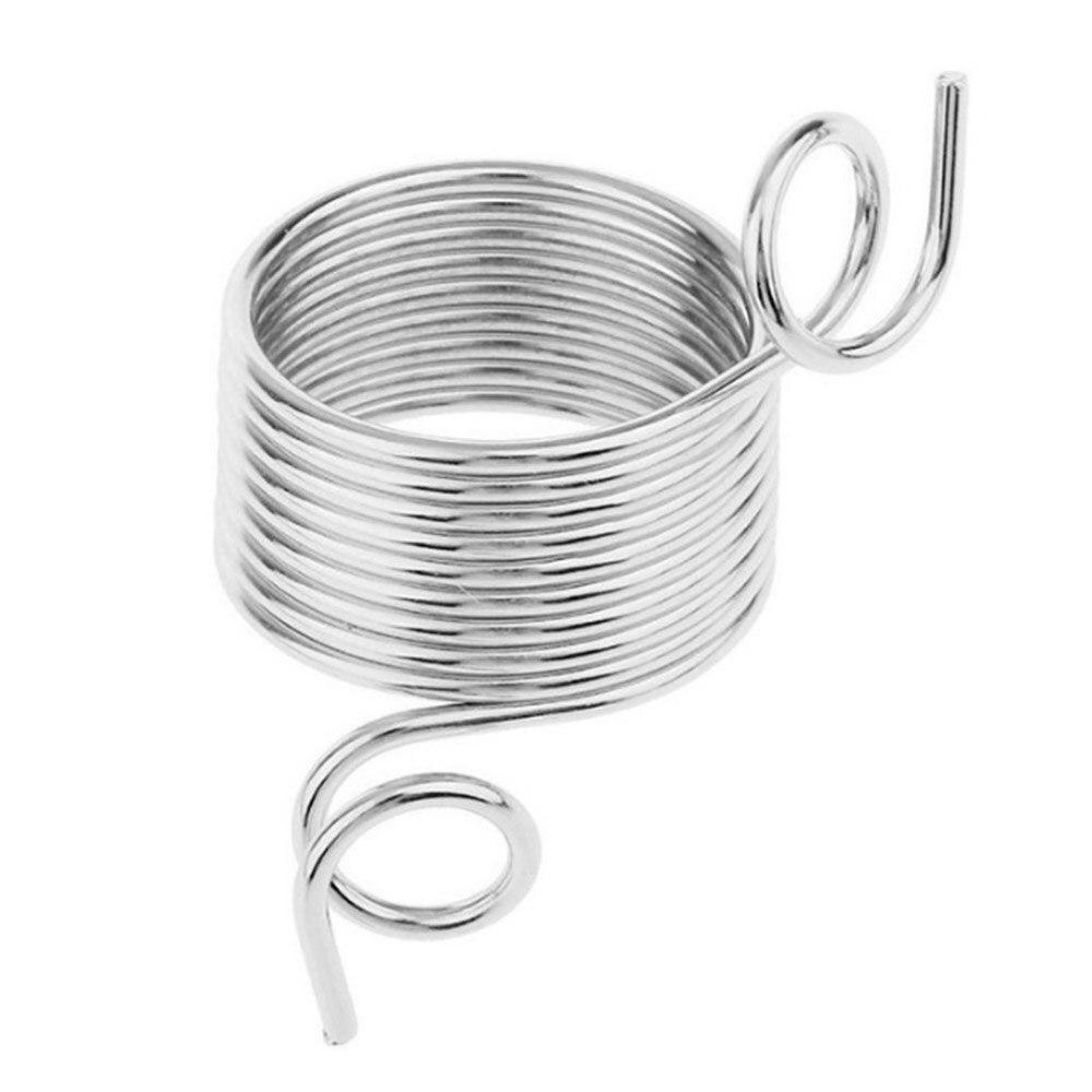 Вязание наперсток для пальца из нержавеющей стали пряжа для дома DIY прочные аксессуары для шитья крючком