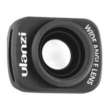 Ulanzi Op 5 широкоугольный объектив для Osmo Pocket, профессиональный Hd Магнитный объектив Osmo карманные аксессуары
